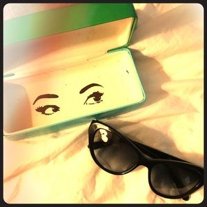 Kate Spade Cat-Eye Sunglasses